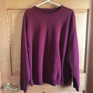 Hanes, size Large sweatshirt/ pullover